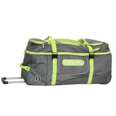 Duffel Bags On Wheels