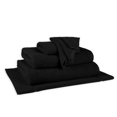Dri Soft Back to College Bath Sheet in Black