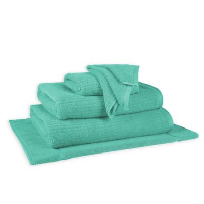 Bath Mat in Aqua