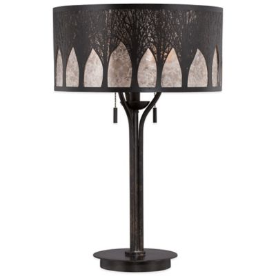 Table Lamp with Pull Chain