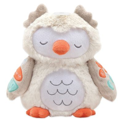 Plush Baby Sound Soother