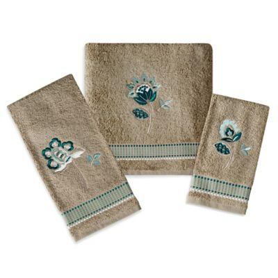 Kazoo Hand Towel
