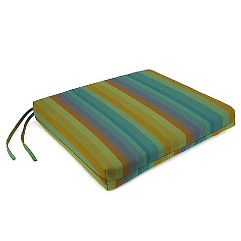 Buy French Edge Chair Cushions In Sunbrella 174 Astoria