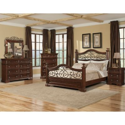 Klaussner San Marcos 5-Piece Queen Bedroom Set