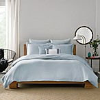Real Simple® Lattice Standard Pillow Sham in Blue
