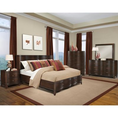 Klaussner Serenade 5-Piece Queen Bedroom Set