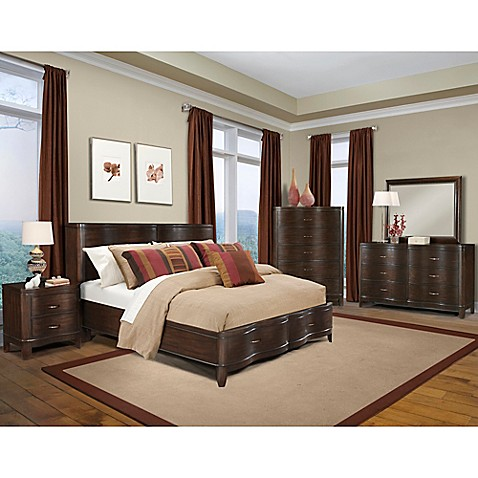 klaussner serenade 5 piece bedroom set