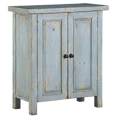Hillsdale Tuscan Retreat® 2-Door Small Cabinet in Sea Blue