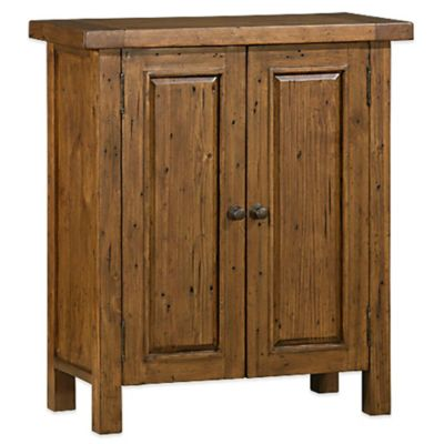 Hillsdale Tuscan Retreat® 2-Door Small Cabinet in Antique Pine