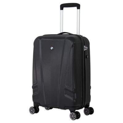BMW 19-Inch Hardside 8-Wheel Carry-On Spinner in Black