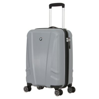 Silver Spinner Luggage