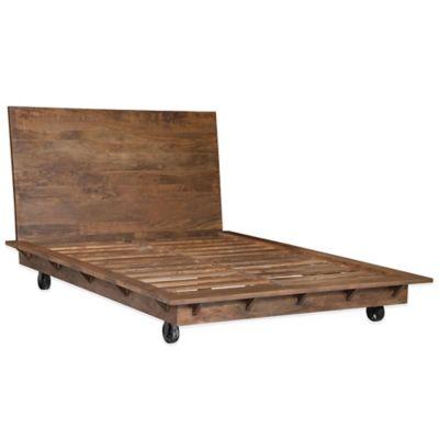Walnut Beds & Headboards