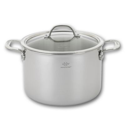Lenox® Performance Series 8 qt. Tri-Ply Stock Pot with Lid