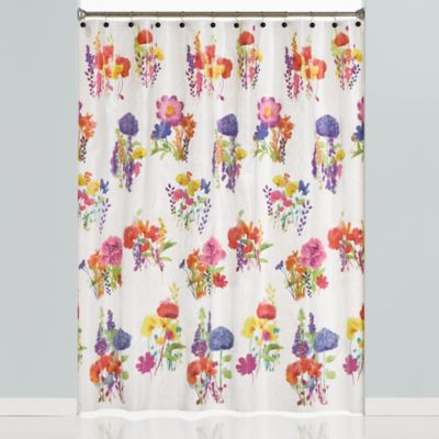 Amberley PEVA Shower Curtain