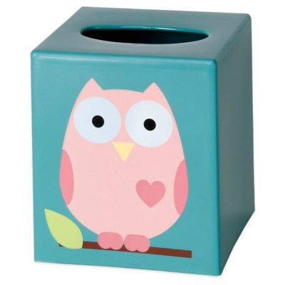 Owl Boutique Tissue Holder