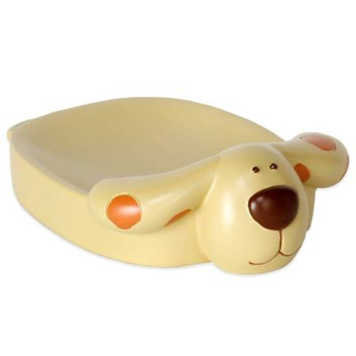 Raining Cats and Dogs Soap Dish