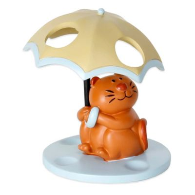 Raining Cats and Dogs Toothbrush Holder