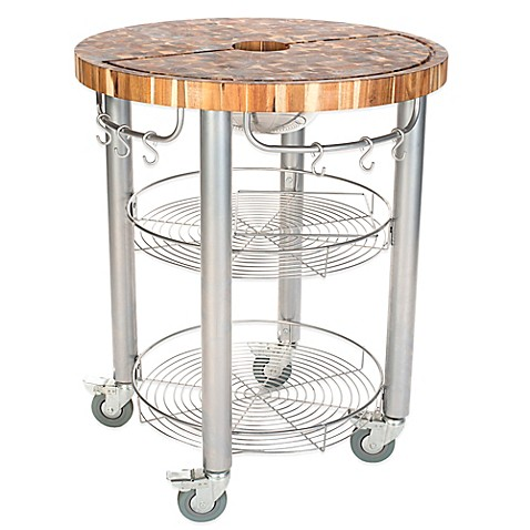 buy chris amp chris pro stadium 30 inch round kitchen island