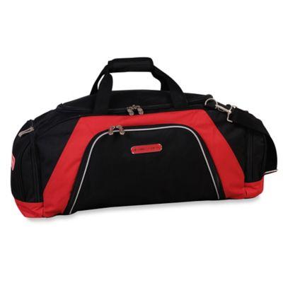 Black Luggage Duffle
