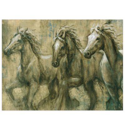 Desert Kings Canvas Wall Art