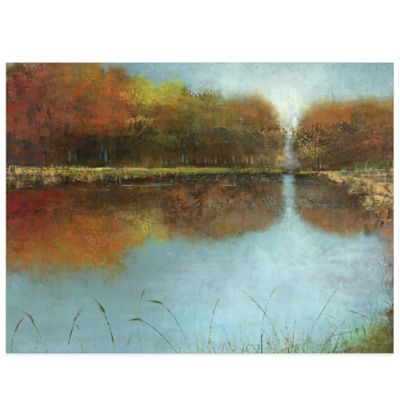River Wide Canvas Wall Art