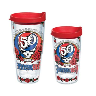 Tervis® Grateful Dead 50th Anniversary 24 oz. Collectible Wrap Tumbler