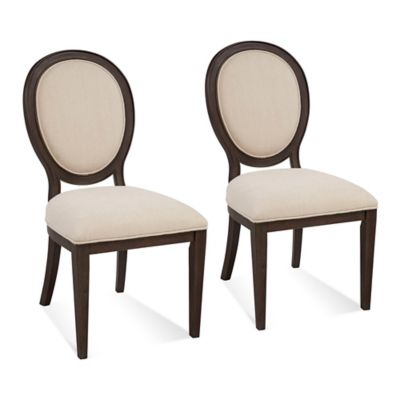 Bassett Mirror Company Cornelia Side Chair(Set of 2)