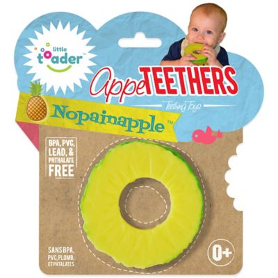 Little Toader™ AppeTEETHERS™ Nopainapple™ Teething Toy