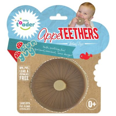 Little Toader™ AppeTEETHERS™ Fun Guy Teething Toy