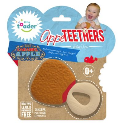 Little Toader™ AppeTEETHERS™ Caramel Apple™ Teething Toy