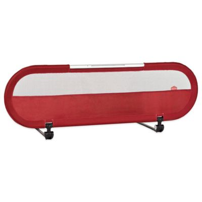 babyhome® Side Light Bed Rail in Maroon