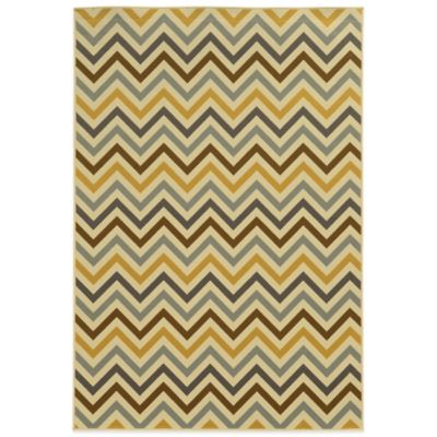Chevron Stripe Rug