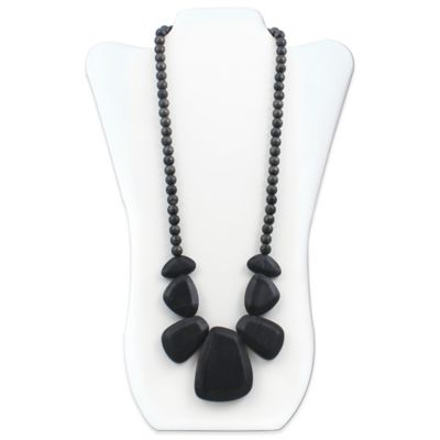 Onyx Teething Necklace
