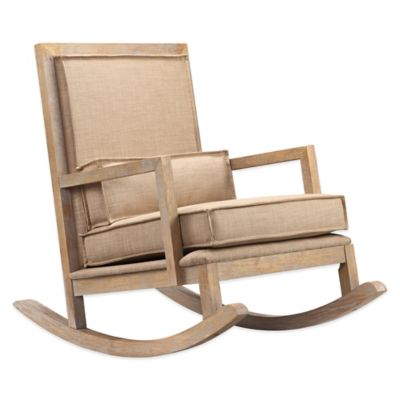 Natural Rocking Chair