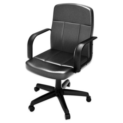 Z-Line Designs Manager Chair in Black
