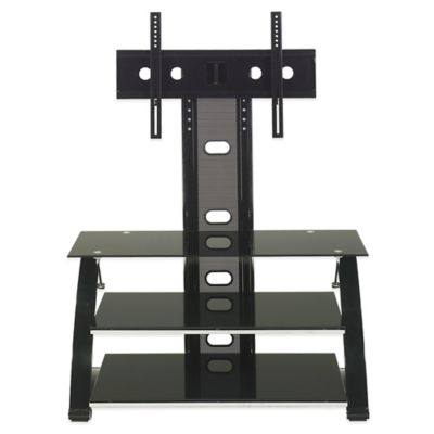 Z-Line Designs Vitoria Flat Panel TV Stand with Integrated Mount
