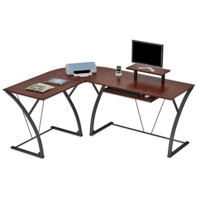 Z-Line Designs Khloe L Computer Desk