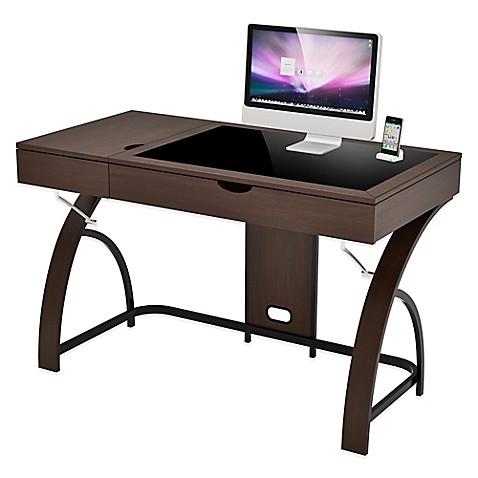 Line Designs Keaton Desk in Espresso