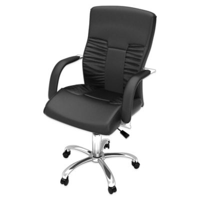 Z-Line Designs Faux Leather Executive Desk Chair