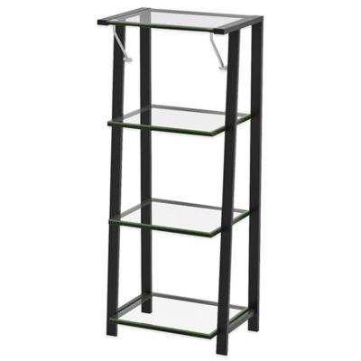 Z-Line Designs Vance Bookcase in Black