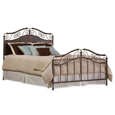 Hillsdale Ravella King Bed Headboard and Footboard