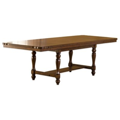 Hillsdale Seaton Springs Dining Table in Walnut