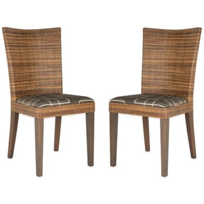 Safavieh Fabrizio Side Chair (Set of 2)