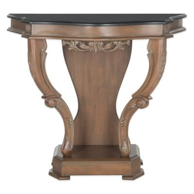 Safavieh Dabury Hall Table in Brown