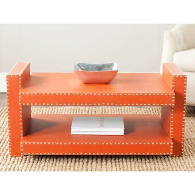 Orange Accent Furniture
