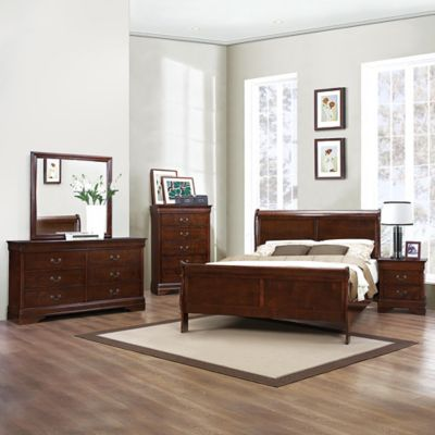 Verona Home Prescott Queen 5-Piece Bedroom Set