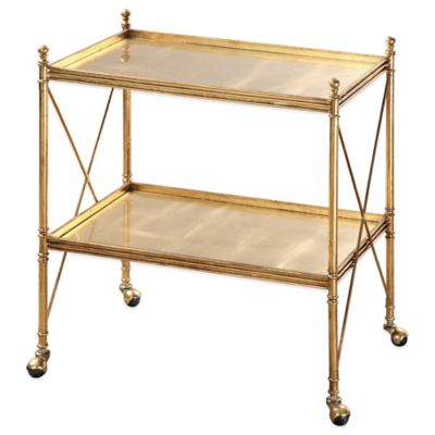 Uttermost Serving Cart