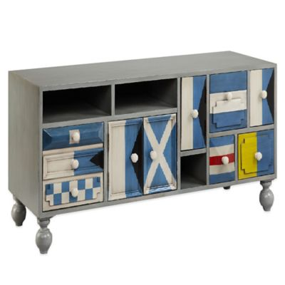 Panama Jack Accent Console Tables