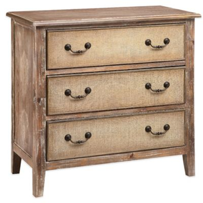 Panama Jack Aged Toffee Accent Chest