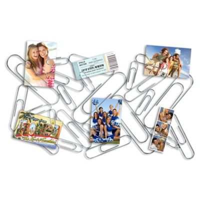 Paper Clip Collage Frame